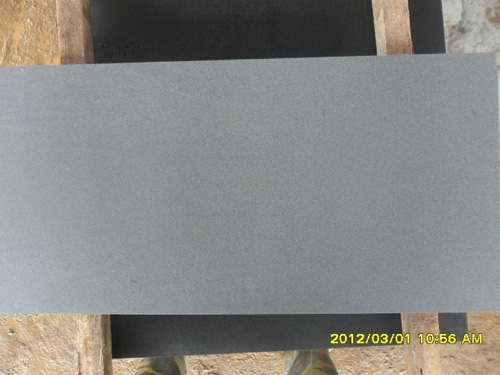 andesite flooring tiles, grey basalt walling tiles
