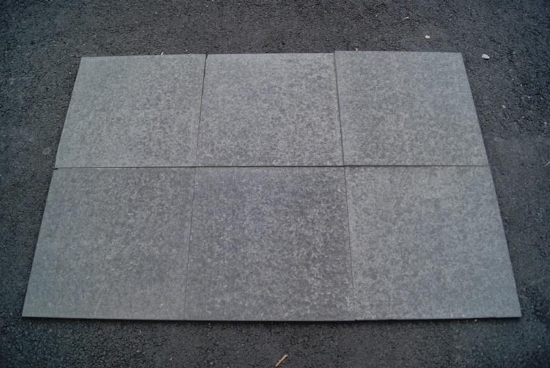 how to cut basalt tiles