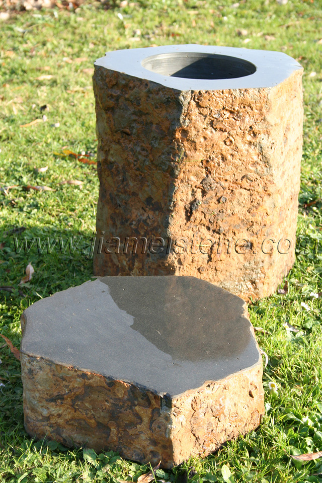 Basalt Urns Natural Stone Memorial Urns Monumental Headstone