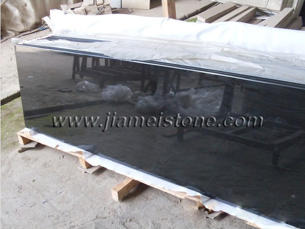 Basalt Stones For Countertop : Mongolian black granite countertop worktop benchtop bar