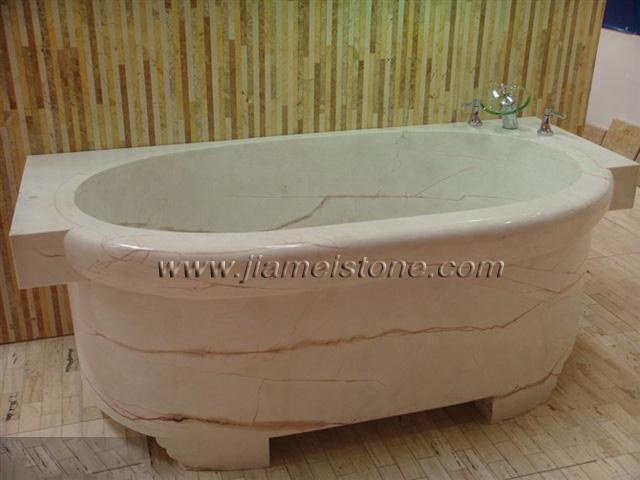 marble buthtub massive block granite bath tub limestone travertin ...