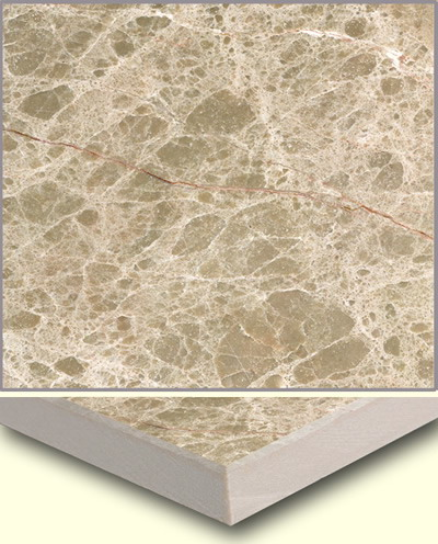 Marble Ceramic Composite Stone Tiles Slabs Veneers Sheet
