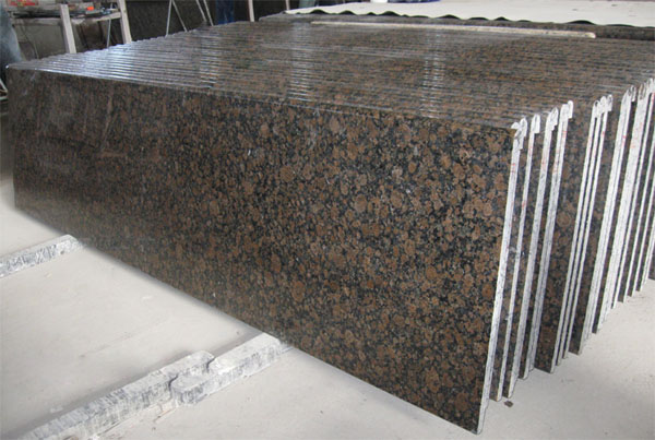 Baltic Brown Granite Kitchen Countertop Bathroom Vanity