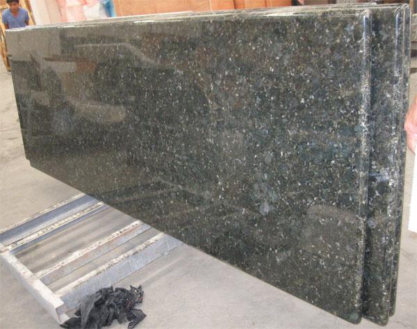 Butterfly Green granite kitchen countertop bathroom vanity