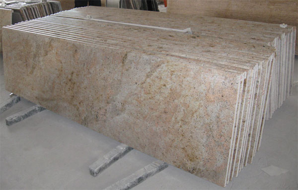 Madura Gold Granite Kitchen Countertop Bathroom Vanity Top