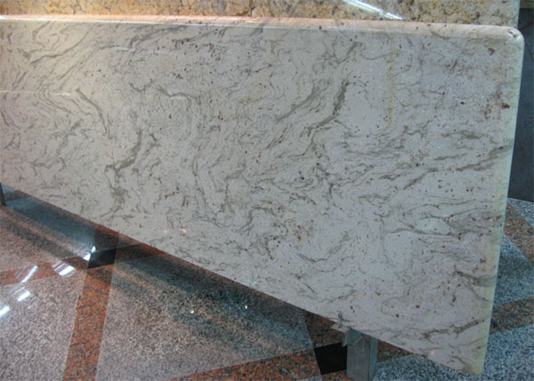 River white granite kitchen countertop bathroom vanity top worktop