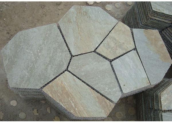 Slate Flagstone Slate Flag Mat Stone Pavers