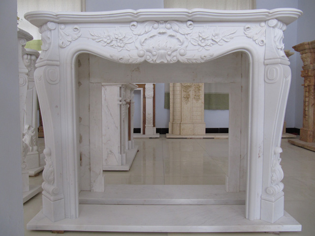 Marble fireplaces surrounds mantles travertine sandstone limestone ... 1a451a68d0