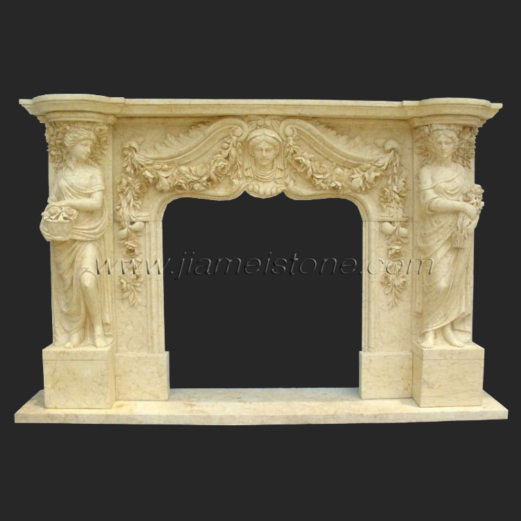 Marble Fireplaces Surrounds Mantles Travertine Sandstone Limestone