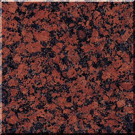 Carmen Red Granite Countertop Tile Slab Black Kitchen