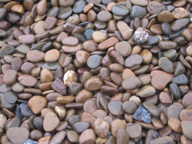 how to draw pebbles and baulders