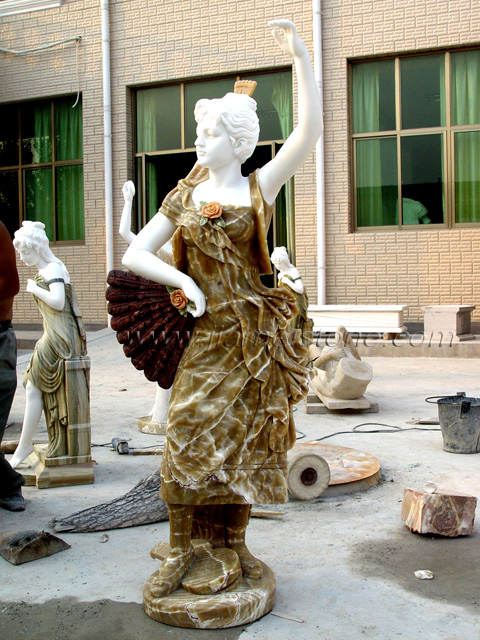 Marble Statue 81151 ...