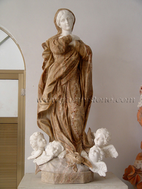 Marble Statue 81164 Marble Statue Marble Religious