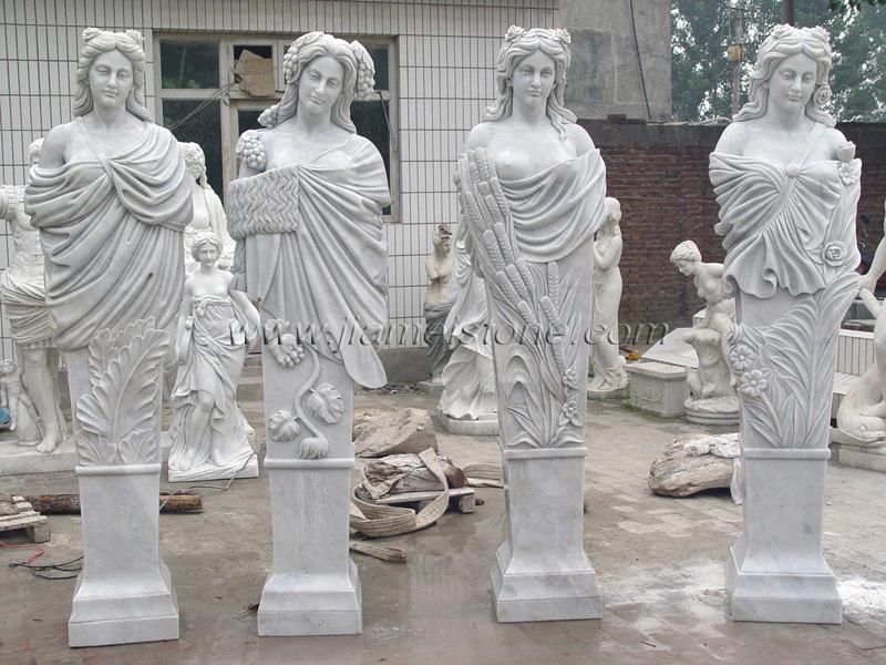Page 9 Marble Statue Religious Figure Roman Sculptures