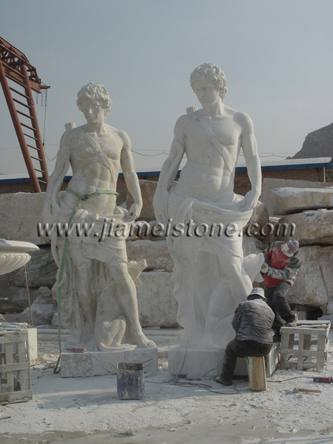 Large Marble Statues For Outdoor