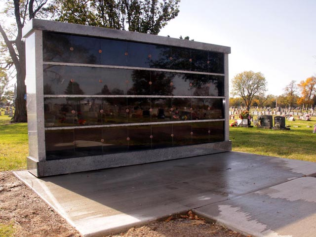 Granite Monument Headstone Tombstone Memorial Cemetry