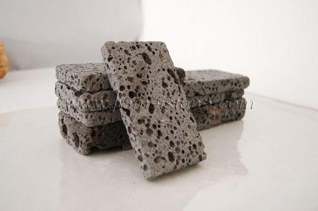 Lava Stone Tumbled Pavers Lava Basalt Tumbled Brickes
