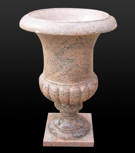 Basalt Flower Pots : Marble planters stone garden vases onyx sandstone