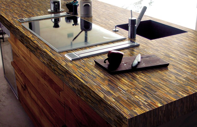 Quartz stone kitchen countertops worktops bench tops solid for Engineered quartz countertops