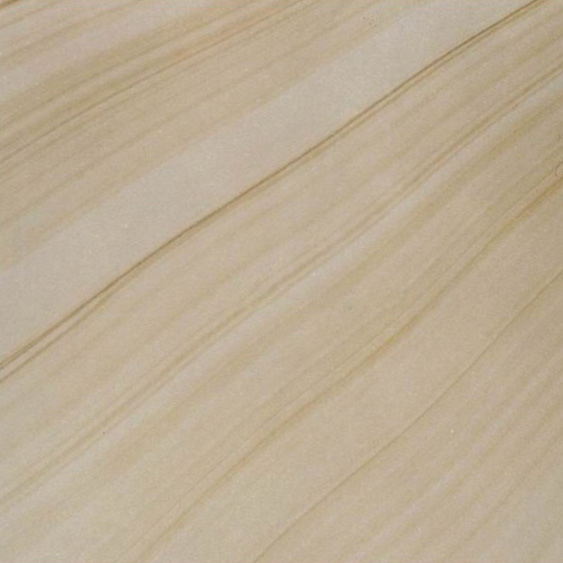 Light Yellow Wood Sandstone Tiles Twilled Wooded Veins