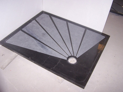 onyx shower trays