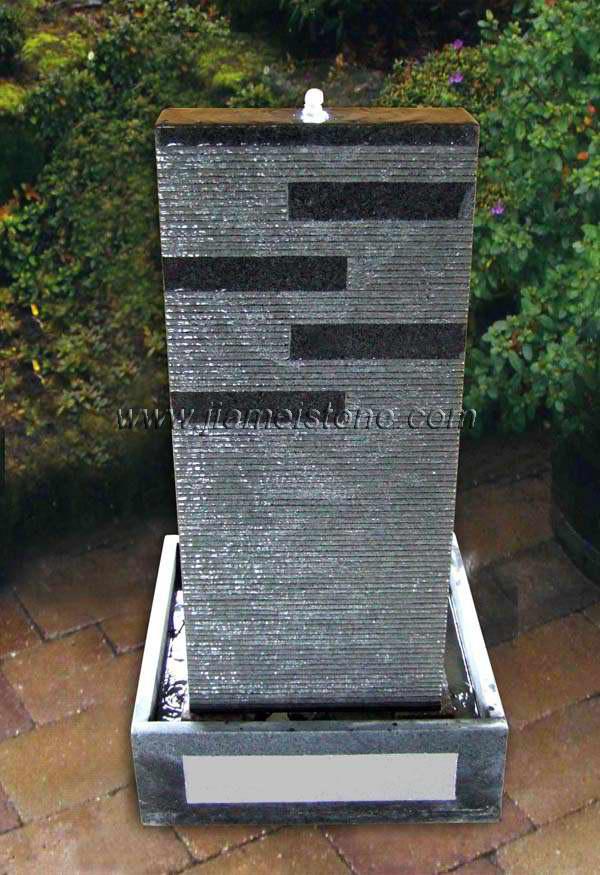 Garden Stone Fountain Item 84017 Stone Water Features